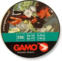 "Пуля пневм.""Gamo Hunter"", кал.4,5 мм (250 шт.)"